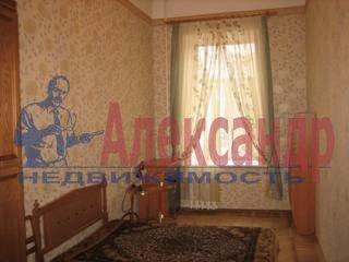 3-комнатная квартира (74м2) в аренду по адресу Дмитровский пер., 16— фото 2 из 5