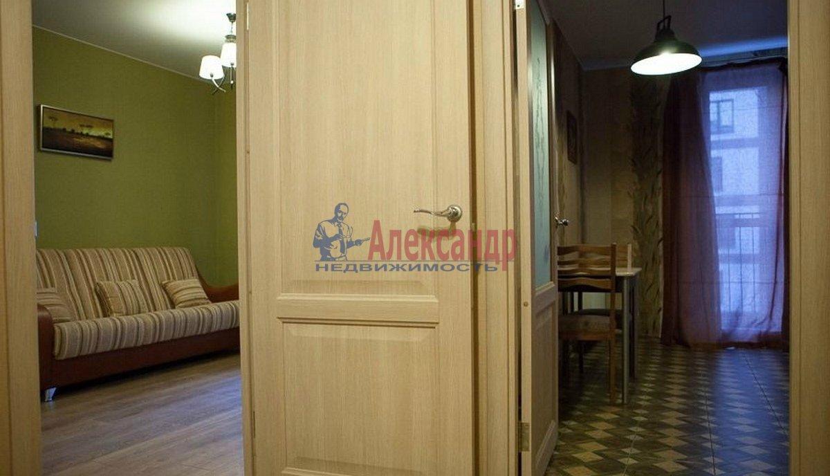 1-комнатная квартира (42м2) в аренду по адресу Кременчугская ул., 9— фото 5 из 7