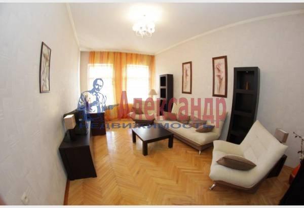 2-комнатная квартира (50м2) в аренду по адресу Радищева ул., 5— фото 4 из 6