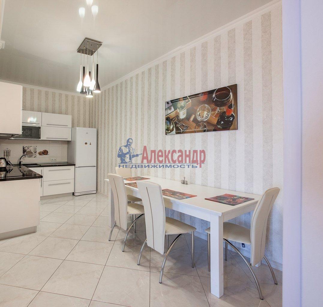 2-комнатная квартира (75м2) в аренду по адресу Юрия Гагарина просп., 7— фото 1 из 7
