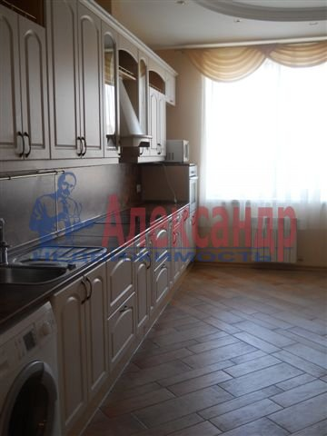 1-комнатная квартира (35м2) в аренду по адресу Союза Печатников ул., 6— фото 1 из 1