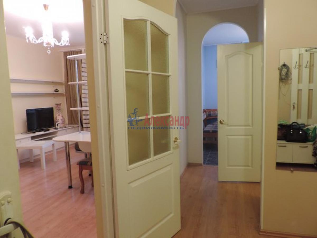 1-комнатная квартира (43м2) в аренду по адресу Московское шос., 40— фото 5 из 8
