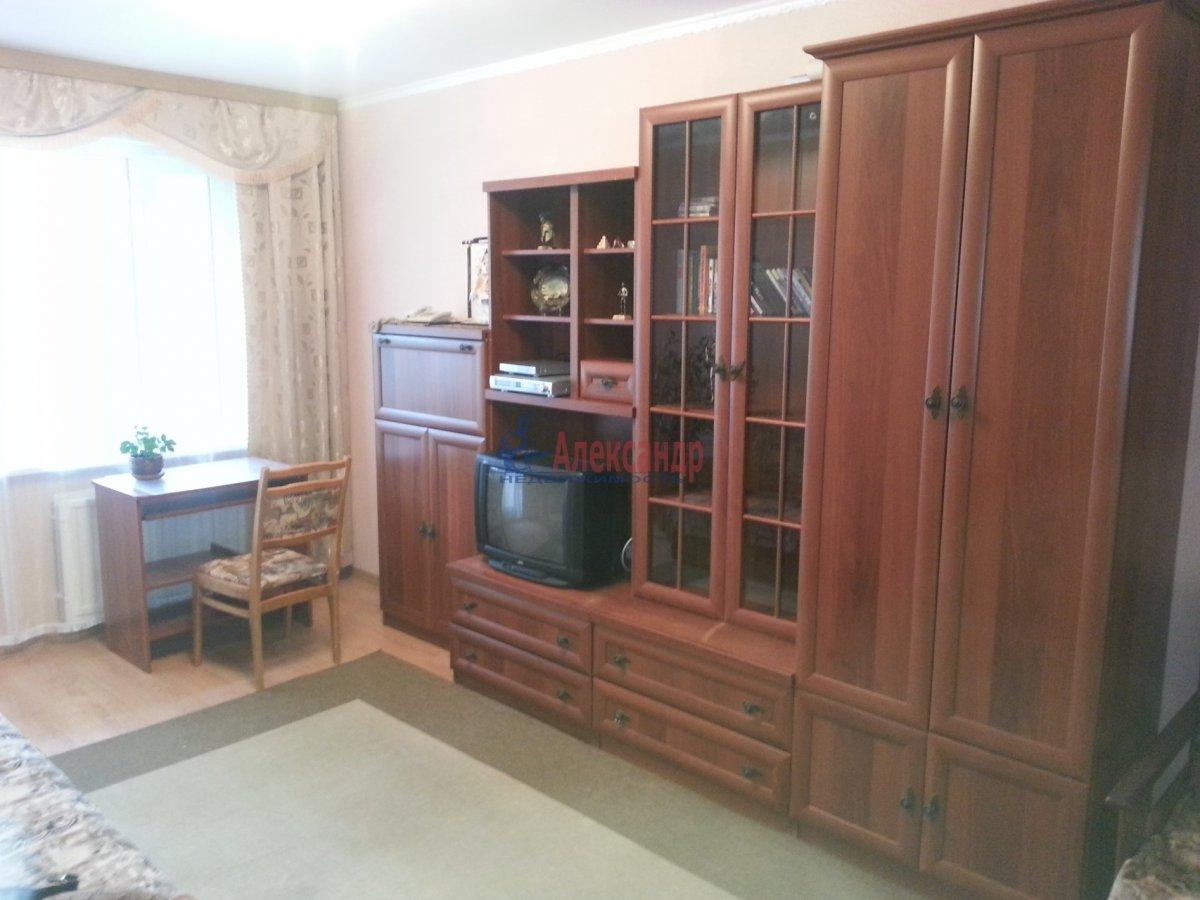 1-комнатная квартира (41м2) в аренду по адресу Авиаконструкторов пр., 34— фото 14 из 24