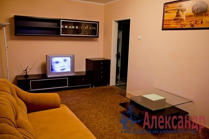 2-комнатная квартира (52м2) в аренду по адресу Энгельса пр., 129— фото 1 из 3