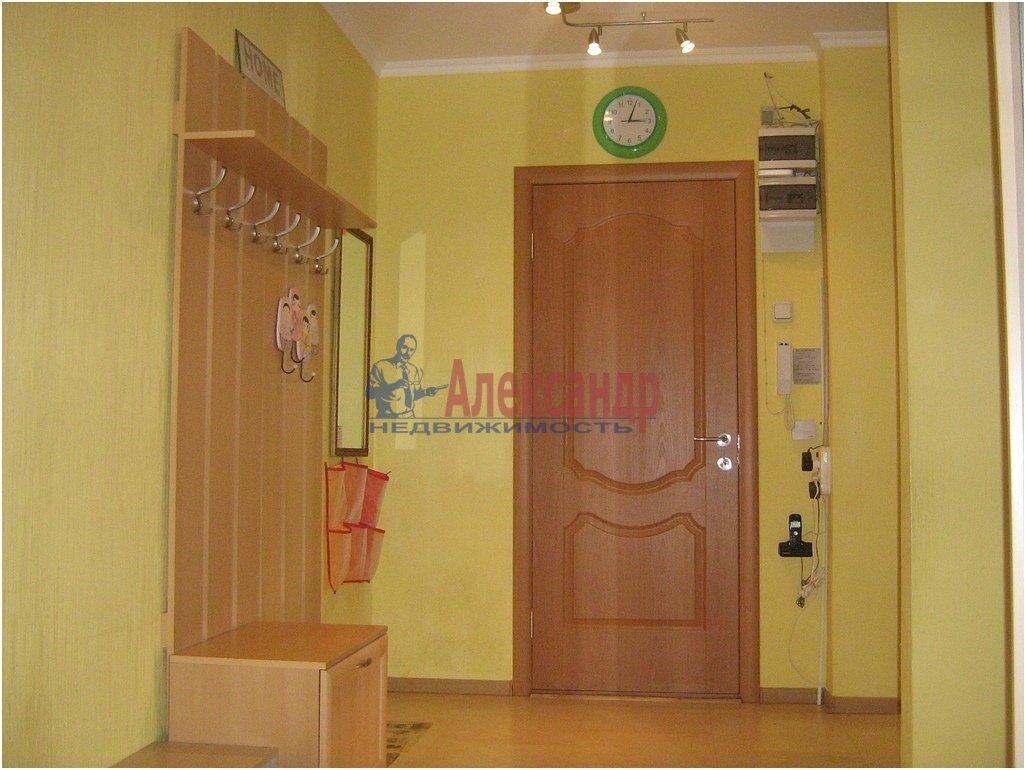 1-комнатная квартира (40м2) в аренду по адресу Кубинская ул., 60— фото 1 из 5