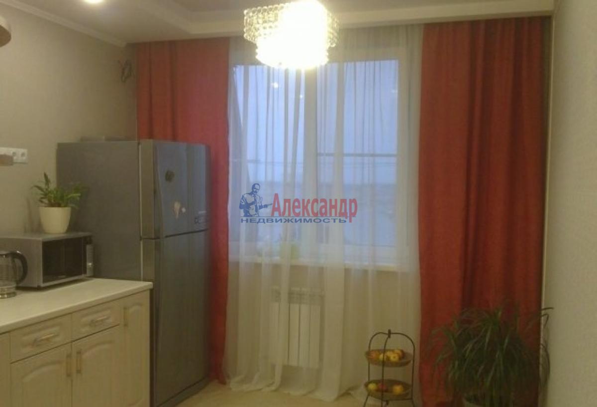 2-комнатная квартира (70м2) в аренду по адресу Ветеранов пр., 75— фото 1 из 5