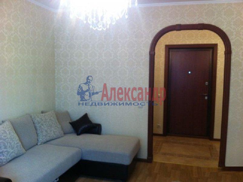 1-комнатная квартира (37м2) в аренду по адресу Комендантский пр., 14— фото 4 из 7