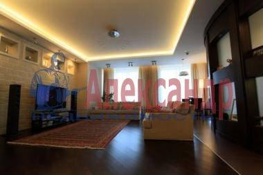 3-комнатная квартира (150м2) в аренду по адресу Невский пр., 137— фото 4 из 7