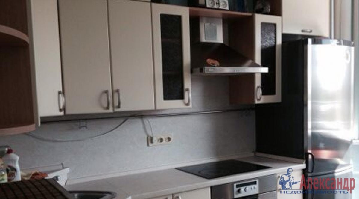 1-комнатная квартира (40м2) в аренду по адресу Выборгское шос., 27— фото 2 из 2
