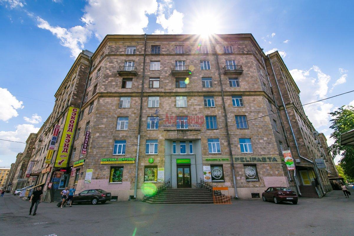 2-комнатная квартира (65м2) в аренду по адресу Алтайская ул., 11— фото 26 из 26
