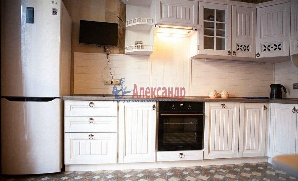 1-комнатная квартира (42м2) в аренду по адресу Кременчугская ул., 9— фото 3 из 7
