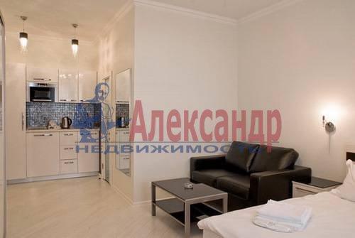 1-комнатная квартира (54м2) в аренду по адресу Всеволода Вишневского ул., 13— фото 7 из 8