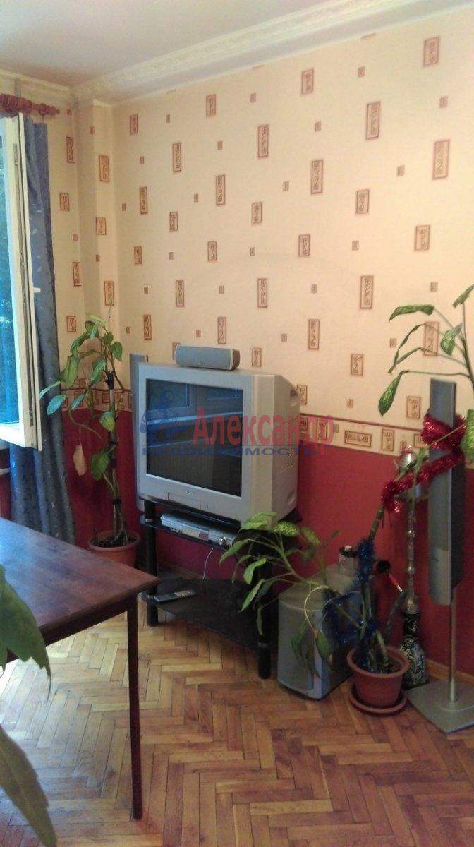 2-комнатная квартира (46м2) в аренду по адресу Большевиков пр., 51— фото 6 из 10