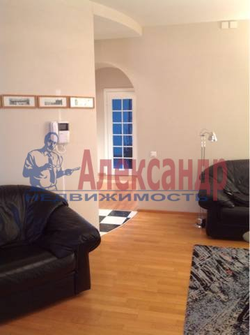 3-комнатная квартира (110м2) в аренду по адресу Бассейная ул., 27— фото 5 из 18