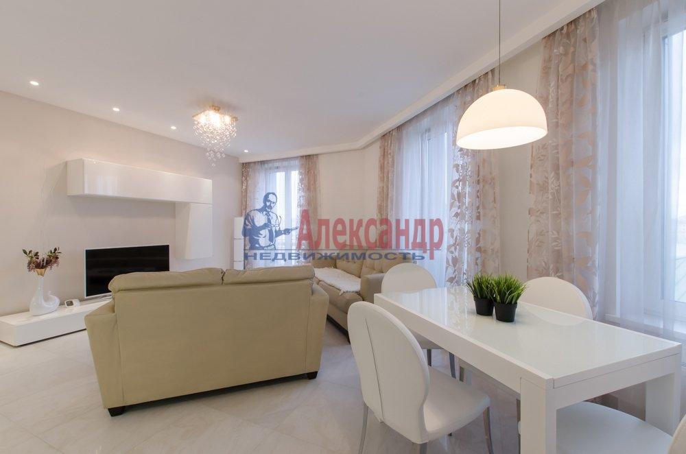 2-комнатная квартира (66м2) в аренду по адресу Чернышевского пр., 4— фото 4 из 27