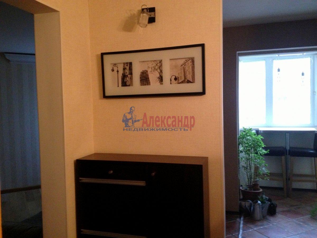 1-комнатная квартира (41м2) в аренду по адресу Варшавская ул., 19— фото 9 из 11