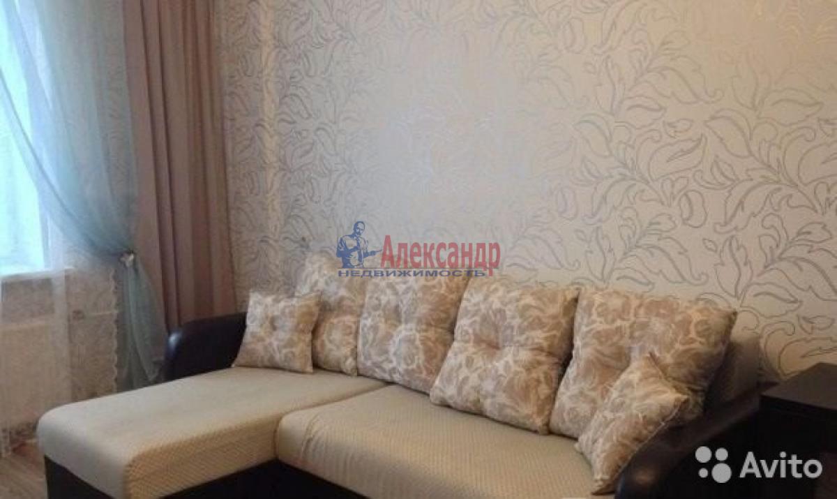 1-комнатная квартира (33м2) в аренду по адресу Дачный пр., 29— фото 2 из 4