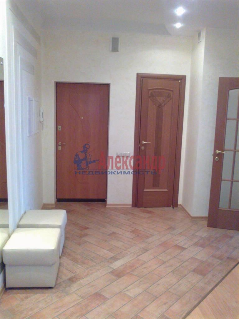 3-комнатная квартира (98м2) в аренду по адресу Энгельса пр., 148— фото 2 из 9