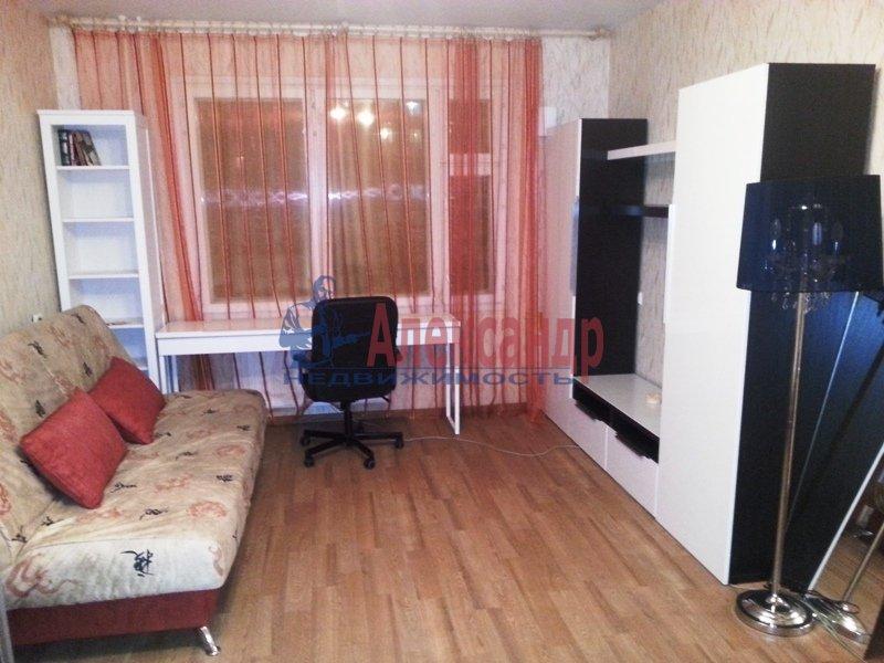 1-комнатная квартира (40м2) в аренду по адресу Просвещения пр., 32— фото 6 из 6