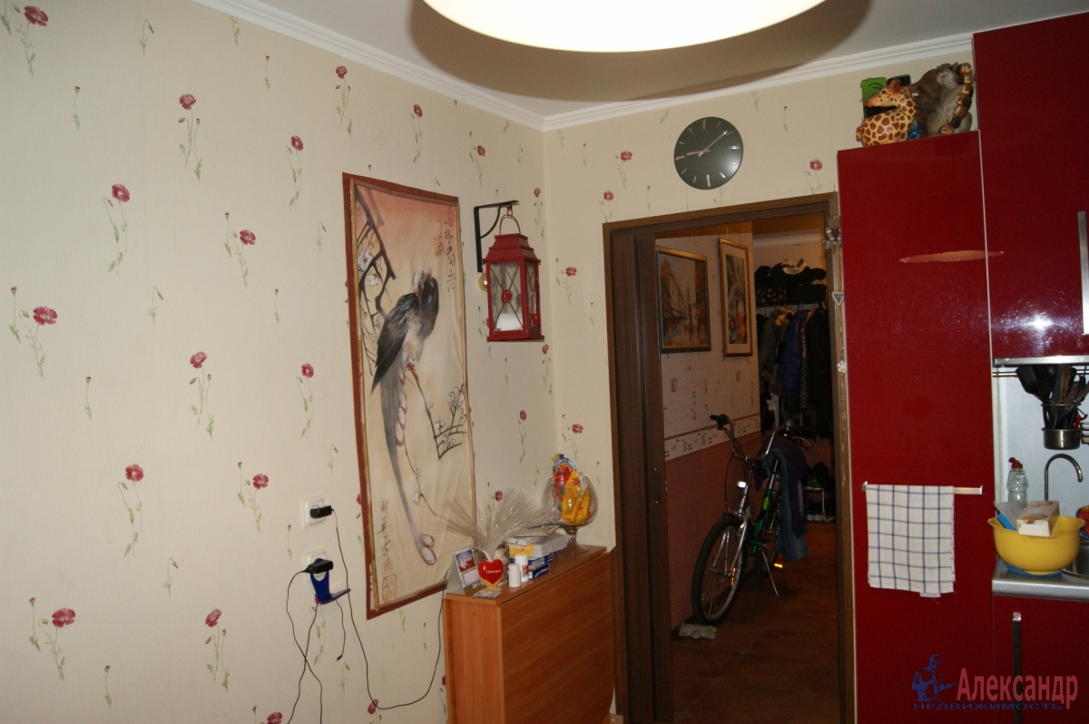 1-комнатная квартира (33м2) в аренду по адресу Запорожская ул., 23— фото 9 из 15