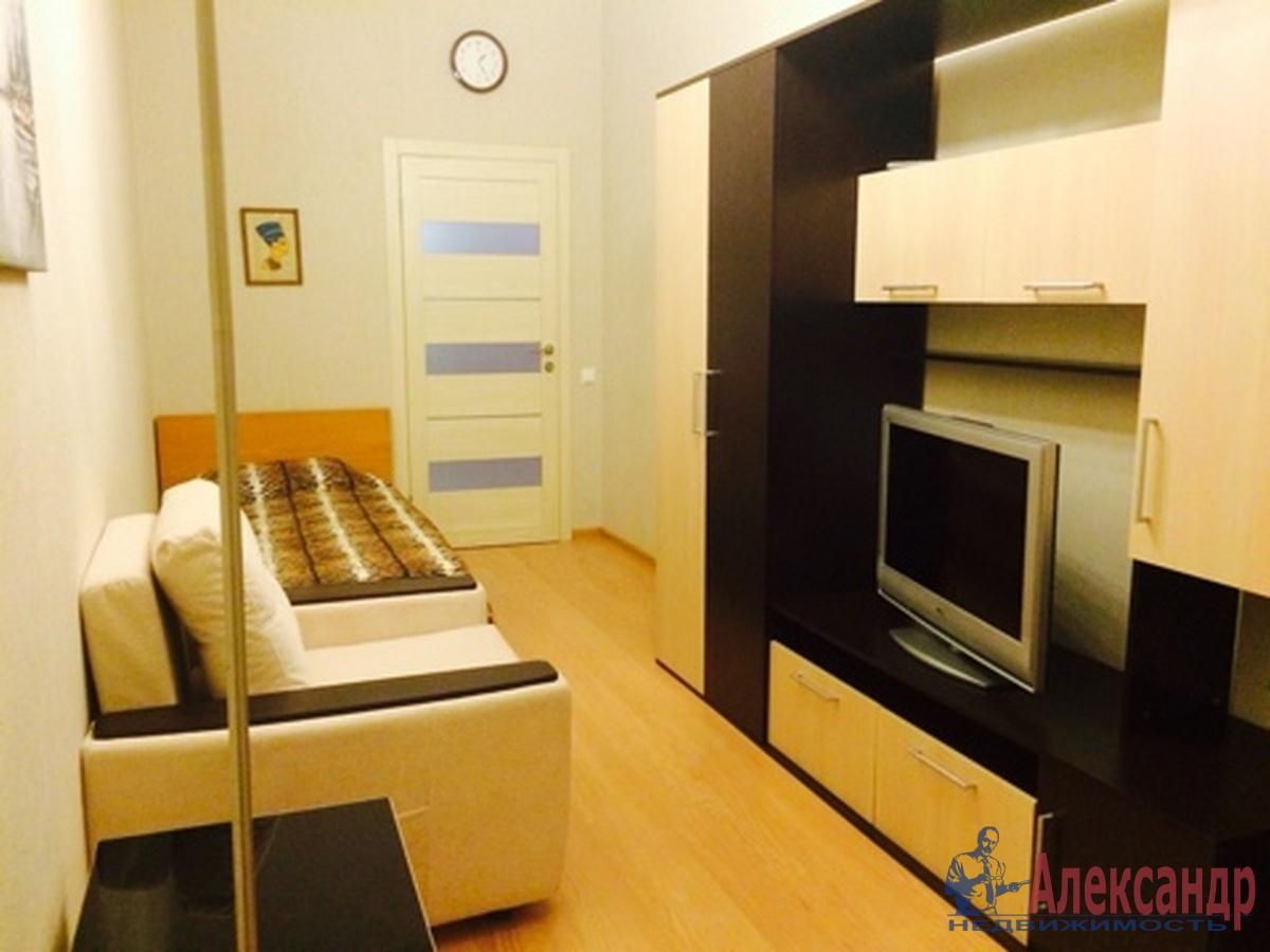 3-комнатная квартира (100м2) в аренду по адресу Боровая ул., 100— фото 3 из 9