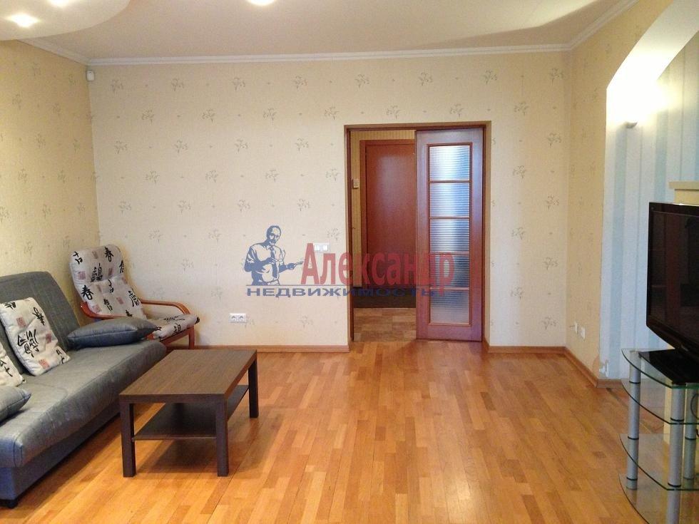 2-комнатная квартира (80м2) в аренду по адресу Выборгское шос., 5— фото 13 из 20
