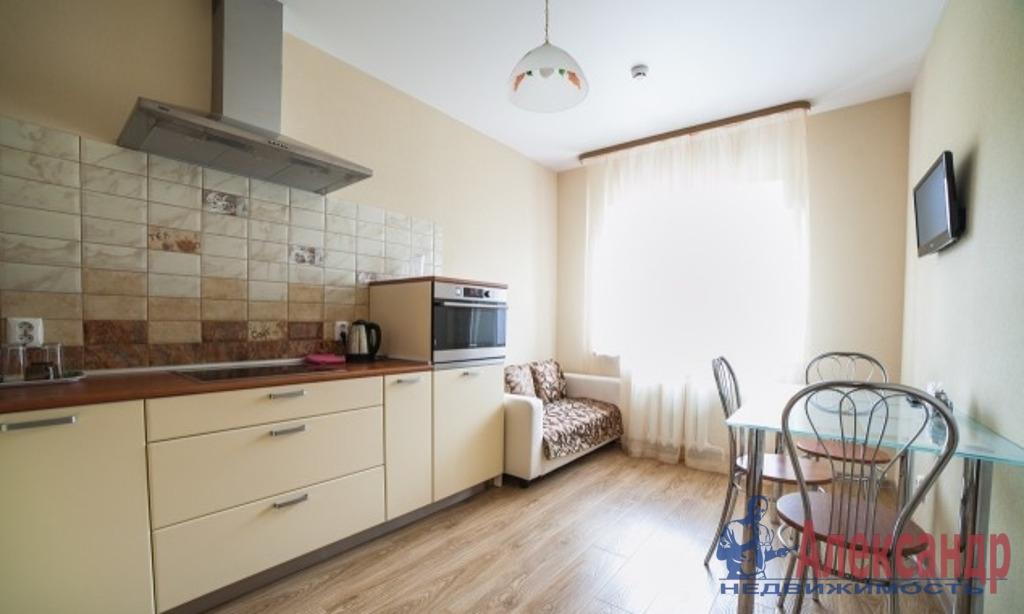 2-комнатная квартира (70м2) в аренду по адресу Обуховской Обороны пр., 209— фото 4 из 5
