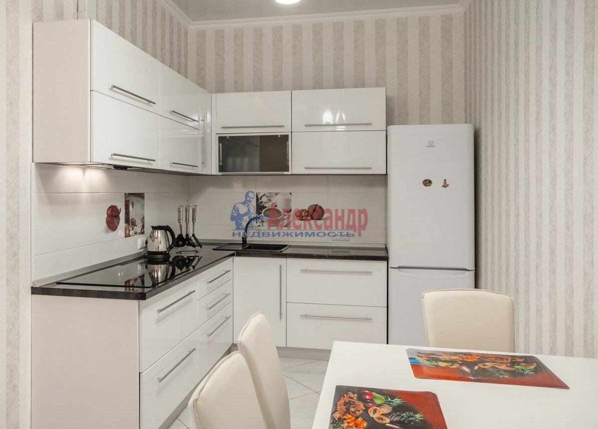 2-комнатная квартира (75м2) в аренду по адресу Юрия Гагарина просп., 7— фото 2 из 7