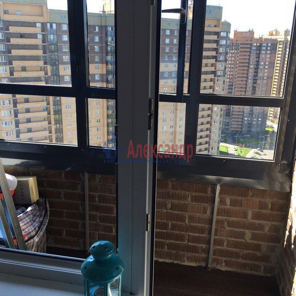 1-комнатная квартира (42м2) в аренду по адресу Парголово пос., Николая Рубцова ул., 11— фото 11 из 15
