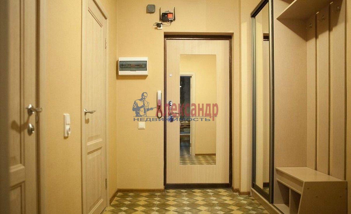 1-комнатная квартира (42м2) в аренду по адресу Кременчугская ул., 9— фото 4 из 7