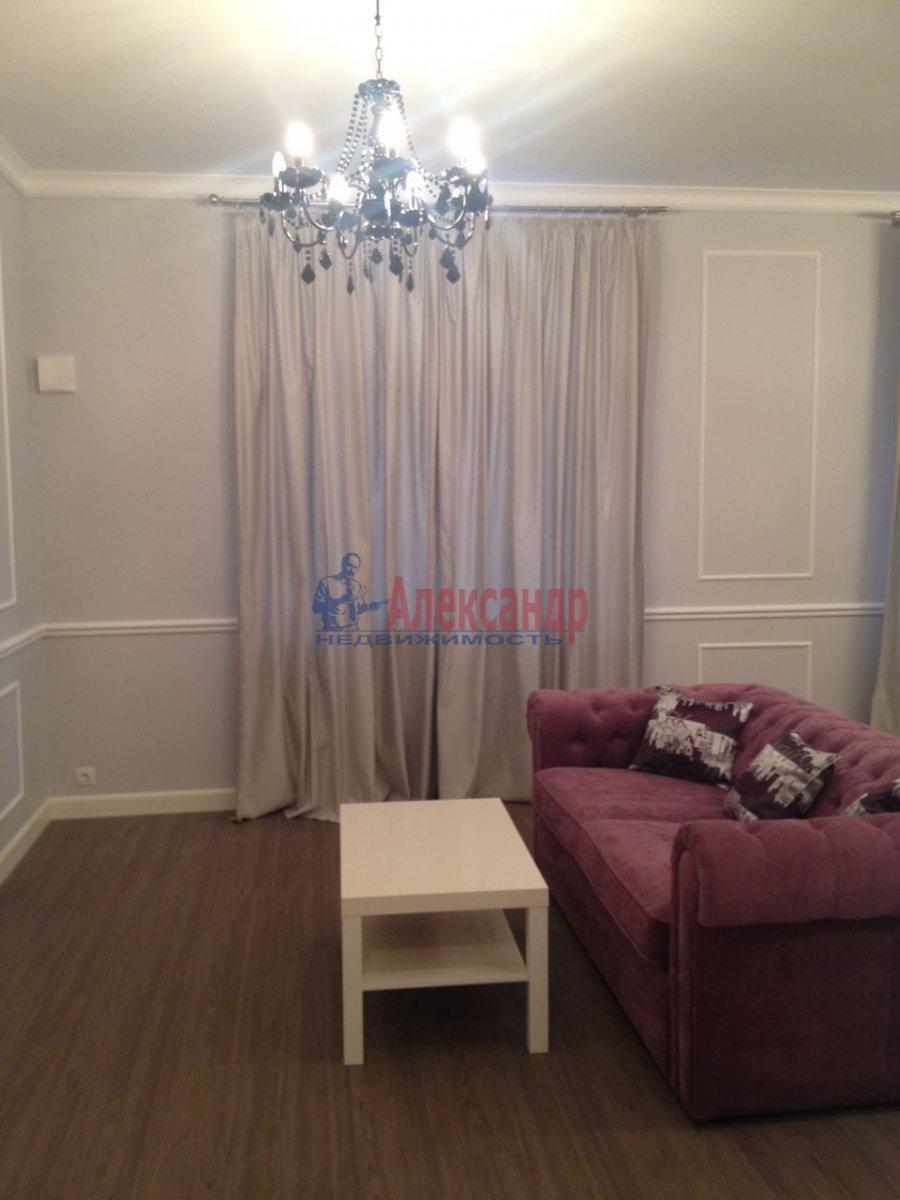 3-комнатная квартира (80м2) в аренду по адресу Парадная ул., 3— фото 3 из 7