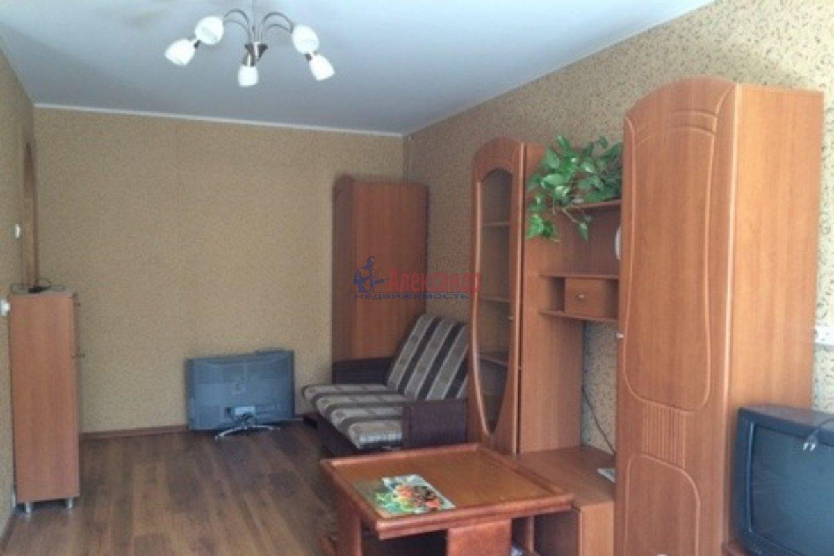 1-комнатная квартира (40м2) в аренду по адресу Парголово пос., Валерия Гаврилина ул., 5— фото 1 из 2
