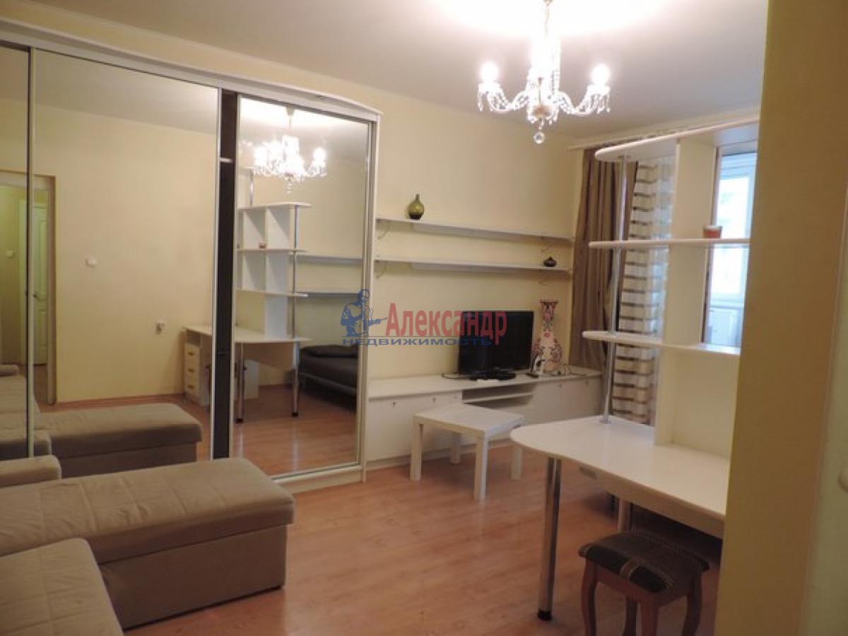 1-комнатная квартира (43м2) в аренду по адресу Московское шос., 40— фото 7 из 8