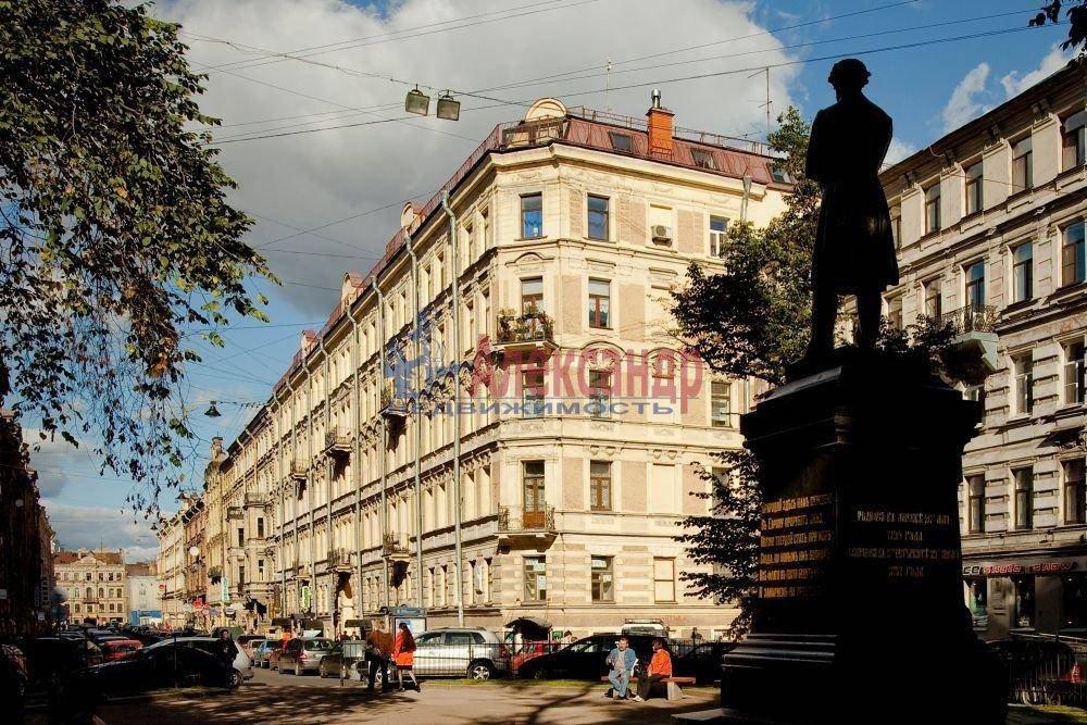 3-комнатная квартира (130м2) в аренду по адресу Пушкинская ул., 10— фото 6 из 13