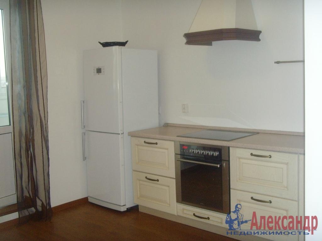 1-комнатная квартира (40м2) в аренду по адресу Земледельческая ул., 5— фото 5 из 5