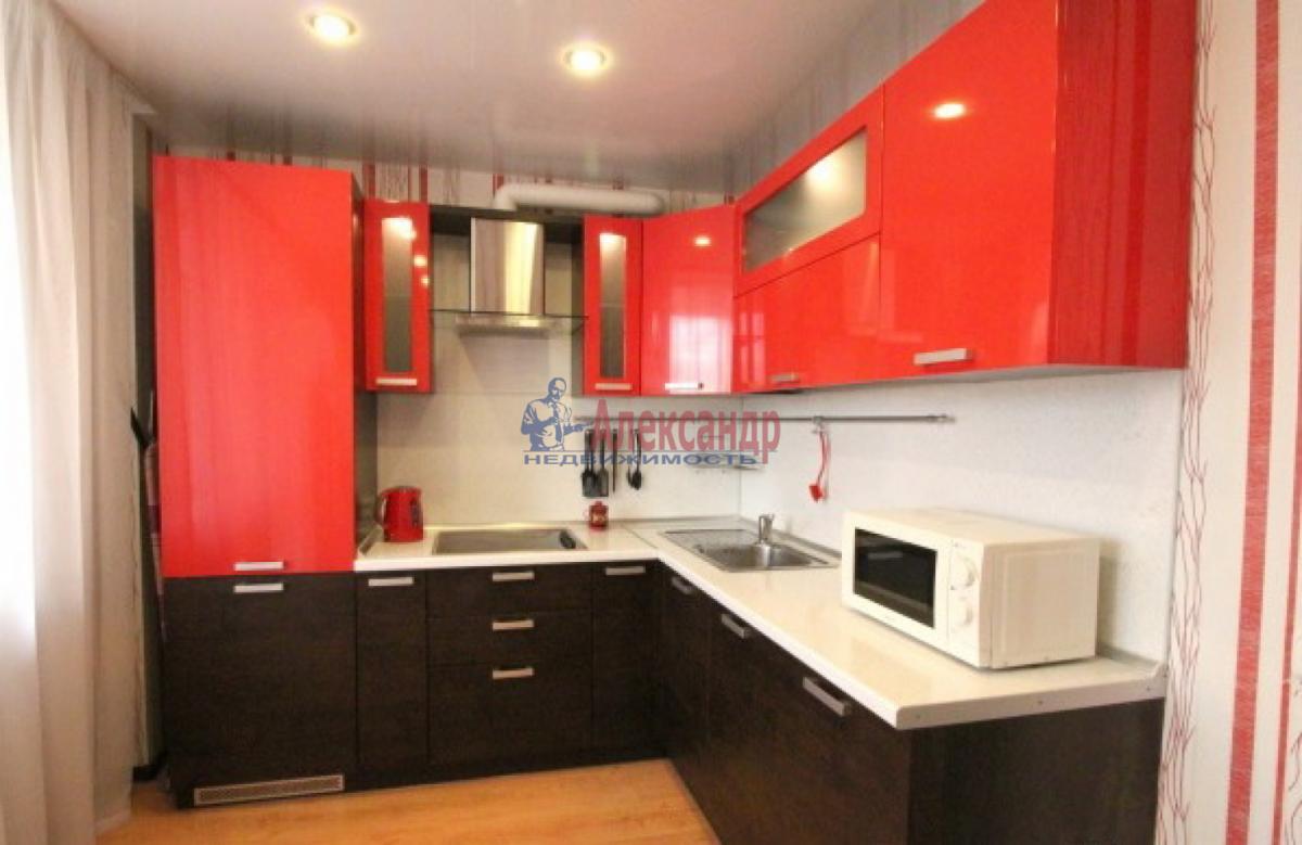 1-комнатная квартира (36м2) в аренду по адресу Пулковское шос., 14г— фото 3 из 5