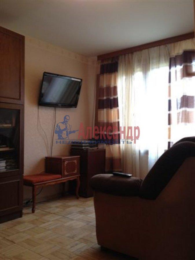 1-комнатная квартира (40м2) в аренду по адресу 2 Муринский пр., 14— фото 3 из 5