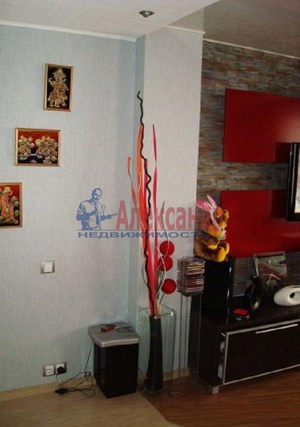 1-комнатная квартира (40м2) в аренду по адресу Туристская ул., 10— фото 2 из 5