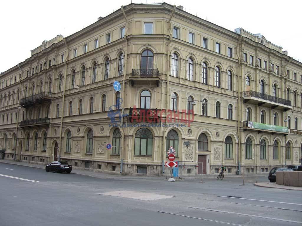 3-комнатная квартира (115м2) в аренду по адресу Глинки ул., 1— фото 4 из 9