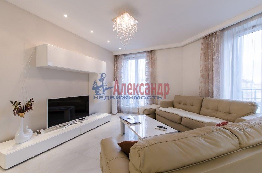 2-комнатная квартира (66м2) в аренду по адресу Чернышевского пр., 4— фото 10 из 27