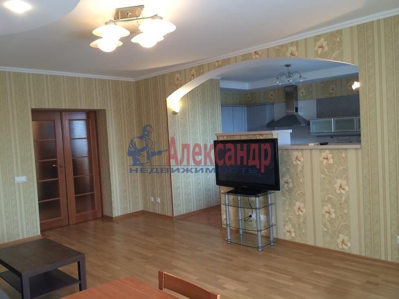 2-комнатная квартира (80м2) в аренду по адресу Выборгское шос., 5— фото 15 из 20