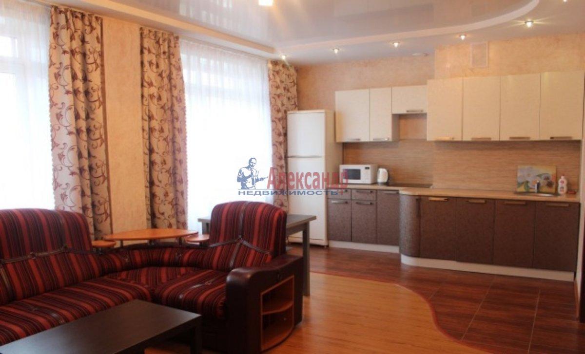 1-комнатная квартира (30м2) в аренду по адресу Турку ул., 11— фото 3 из 3
