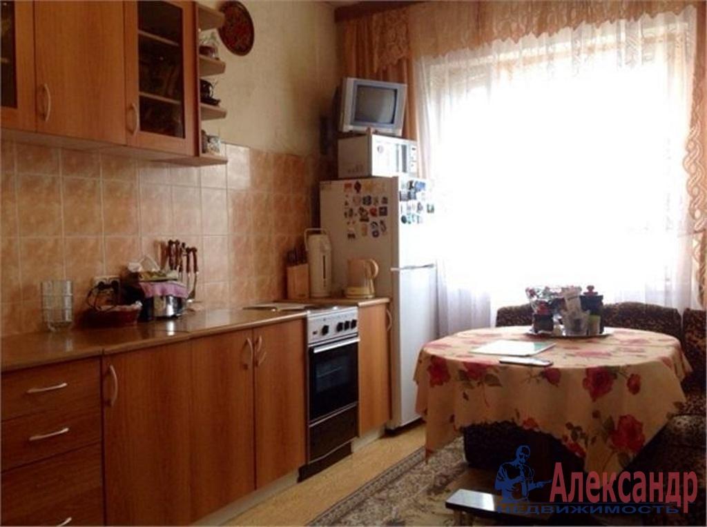 2-комнатная квартира (52м2) в аренду по адресу Всеволожск г., Московская ул., 25— фото 2 из 2