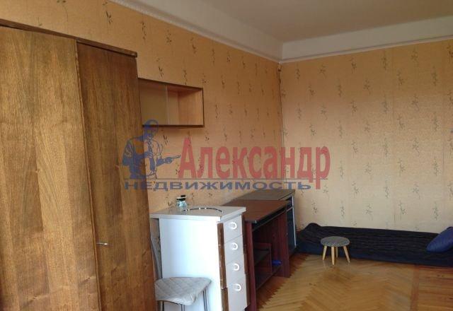 1-комнатная квартира (37м2) в аренду по адресу Фаворского ул., 18— фото 1 из 3