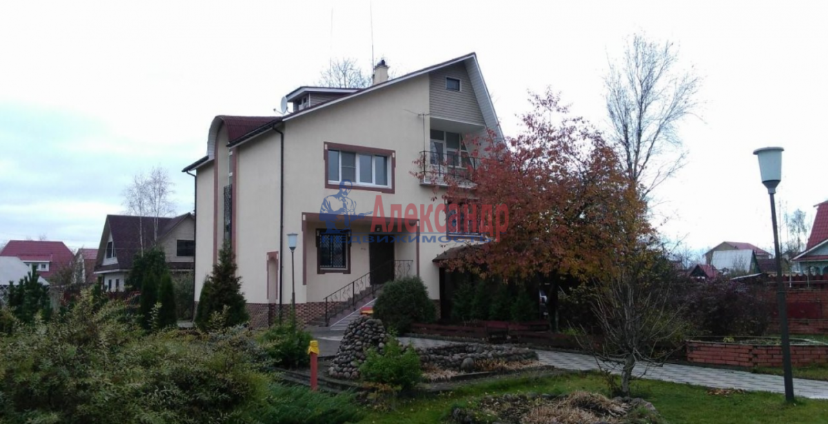 Дом (300м2) в аренду — фото 2 из 13