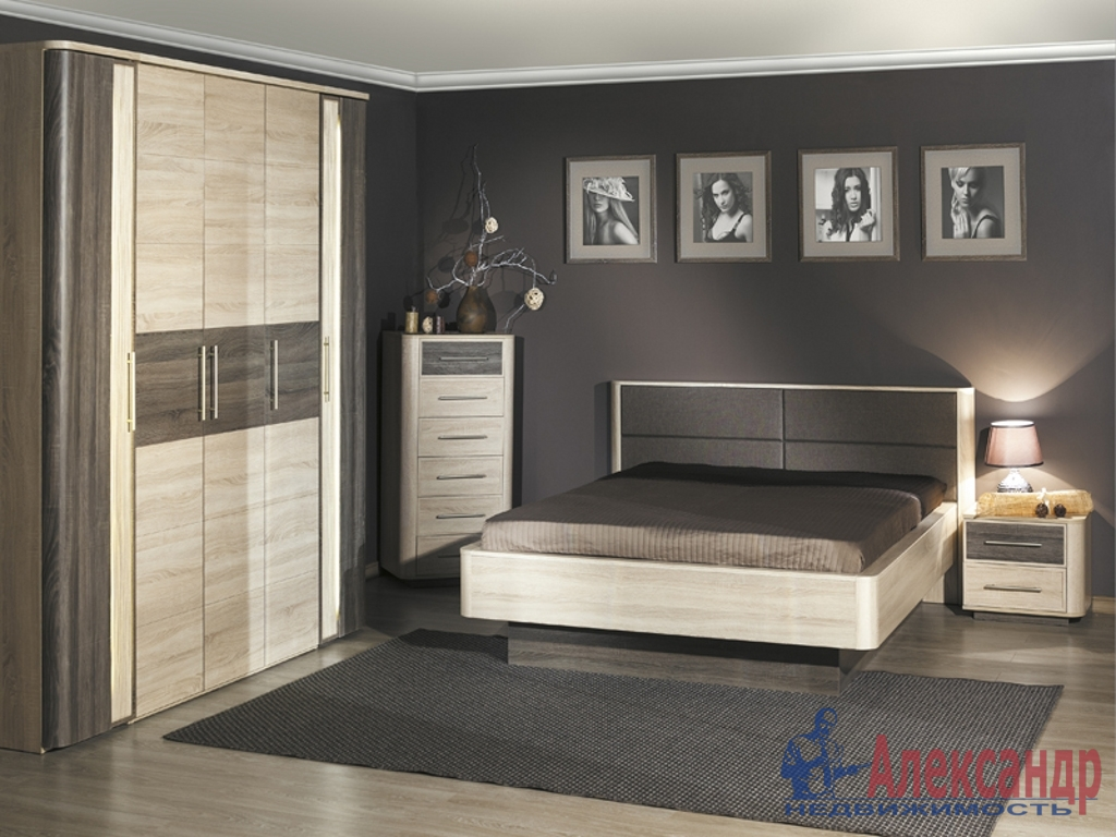 2-комнатная квартира (80м2) в аренду по адресу Малый пр., 90— фото 2 из 4