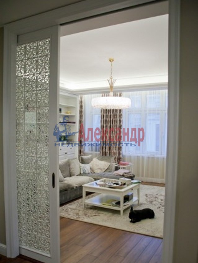 3-комнатная квартира (160м2) в аренду по адресу Кемская ул., 7— фото 3 из 7