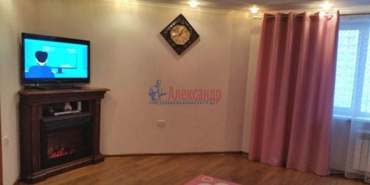 3-комнатная квартира (100м2) в аренду по адресу Богатырский пр., 59— фото 8 из 13