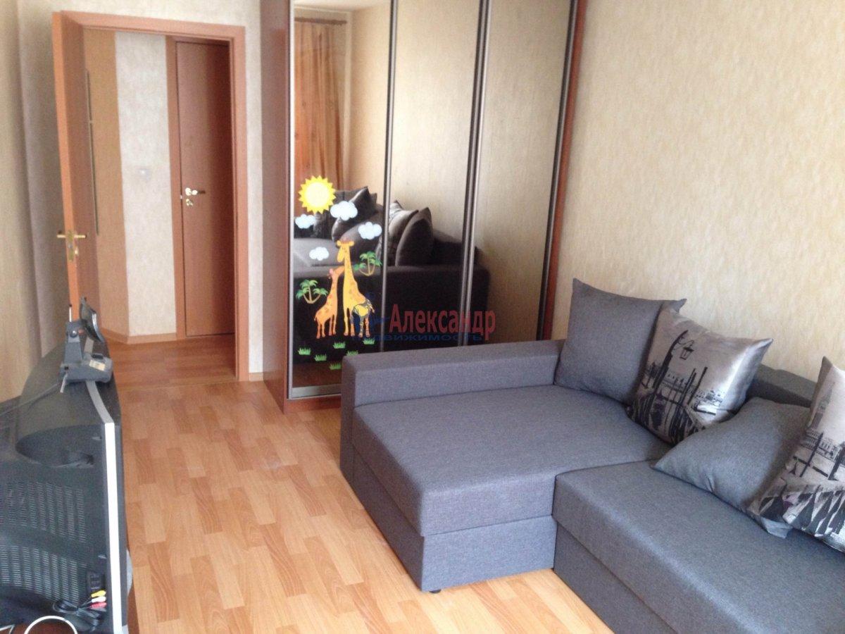 3-комнатная квартира (74м2) в аренду по адресу Парголово пос., Николая Рубцова ул., 13— фото 4 из 10