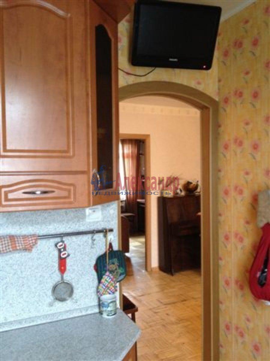 1-комнатная квартира (40м2) в аренду по адресу 2 Муринский пр., 14— фото 2 из 5